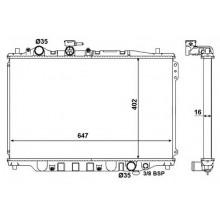 Радиатор охлаждения MAZDA 626 - 110270N (AKS DASIS)