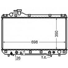Радиатор охлаждения TOYOTA RAV 4 - 210096N (AKS DASIS)