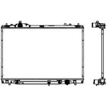 Радиатор охлаждения для лексус лс 460