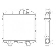 Радиатор охлаждения для ПАЗ-3205, ПАЗ-4230, ПАЗ-32053