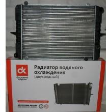 Радиатор охлаждения ГАЗ 3302 (под рамку) 42 мм