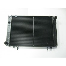 Радиатор охлаждения ГАЗ 3302 (с ушами)