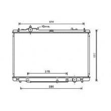 Радиатор охлаждения LEXUS LS 460 / 600 (KOYORAD)