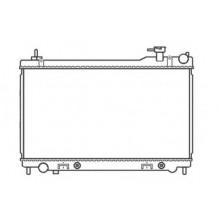 Радиатор охлаждения INFINITI FX35 (KOYORAD)