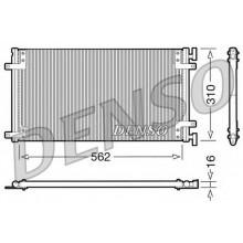 Радиатор кондиционера FIAT DOBLO (DENSO)