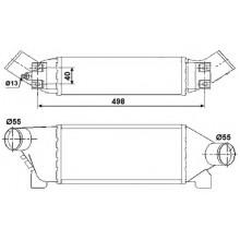 Интеркулер FORD TRANSIT 097006N (AKS DASIS)