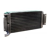 Радиатор печки камаз  5320 медная 4-х рядн.