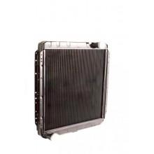 Радиатор медный КАМАЗ 54115 3-х рядн  ШААЗ