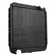 Медный радиатор камаз повышеной теплоотдачи
