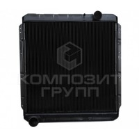 Радиатор охлаждения КАМАЗ 54115 3-х рядн Бишкек