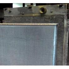 Ремонт радиатора для спецтехники