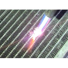 Ремонт радиатора кондиционера