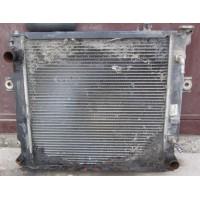 Ремонт радиатора охлаждения на погрузчик