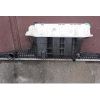Ремонт радиатора охлаждения MAN TGA