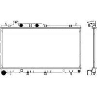 Радиатор охлаждение SUBARU LEGACY 3.0 03- 350X690