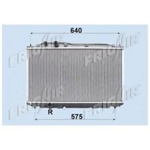 радиатор охлаждения HONDA HONDA CIVIC 06-11 АКП
