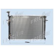 Радиатор охлаждения для HYUNDAI TUCSON, SPORTAGE 04-10