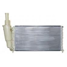 Радиатор охлаждения FIAT PUNTO, 58072 NRF