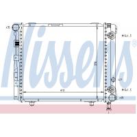 Радиатор охлаждения  E-CLASS W124 62659