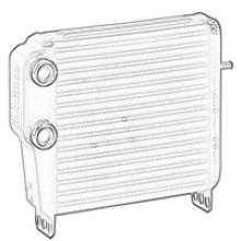 Масляные радиаторы охлаждения