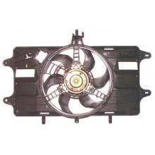 Вентилятор без диффузора FIAT DOBLO (POLCAR)