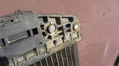Диагностика бачка радиатора охлаждения даф